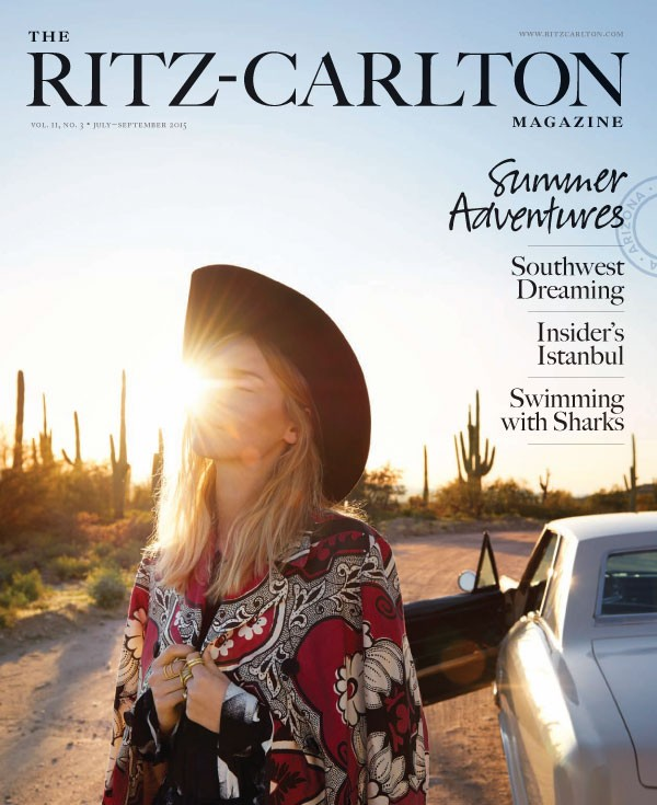 Ritz Arizona by SARAH COBB