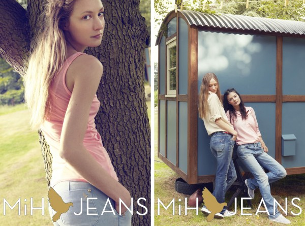 MIH jeans by SARAH COBB
