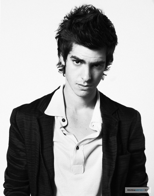 Andrew Garfield by SARAH COBB