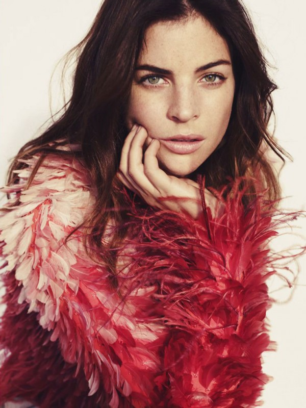Julia Roitfeld by SARAH COBB