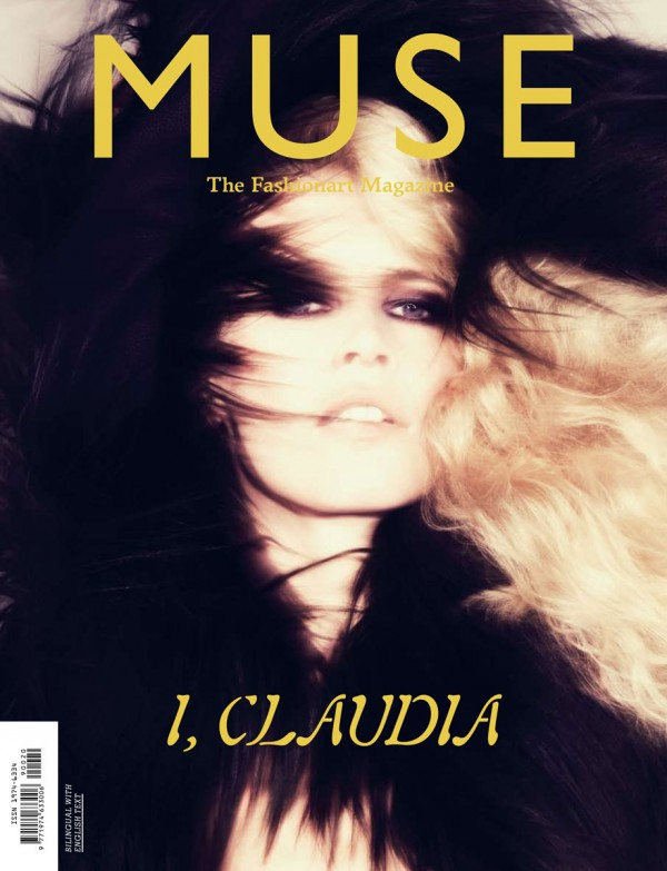 Muse - Claudia Schiffer by SARAH COBB